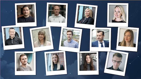 Viel Neues in 2021: 6 neue Mitarbeiter, neue Website und neue Partnerschaften