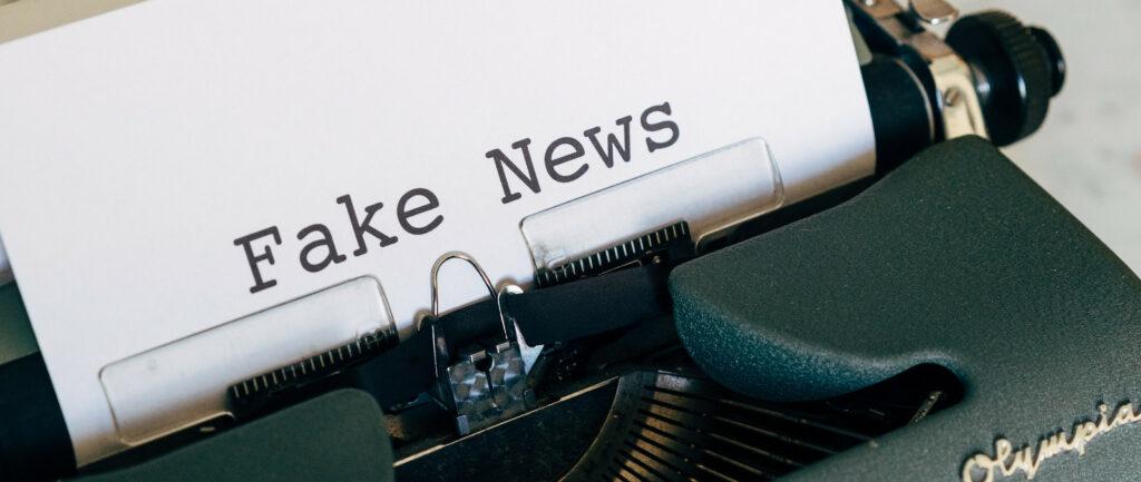 Fake News selbst gebastelt!