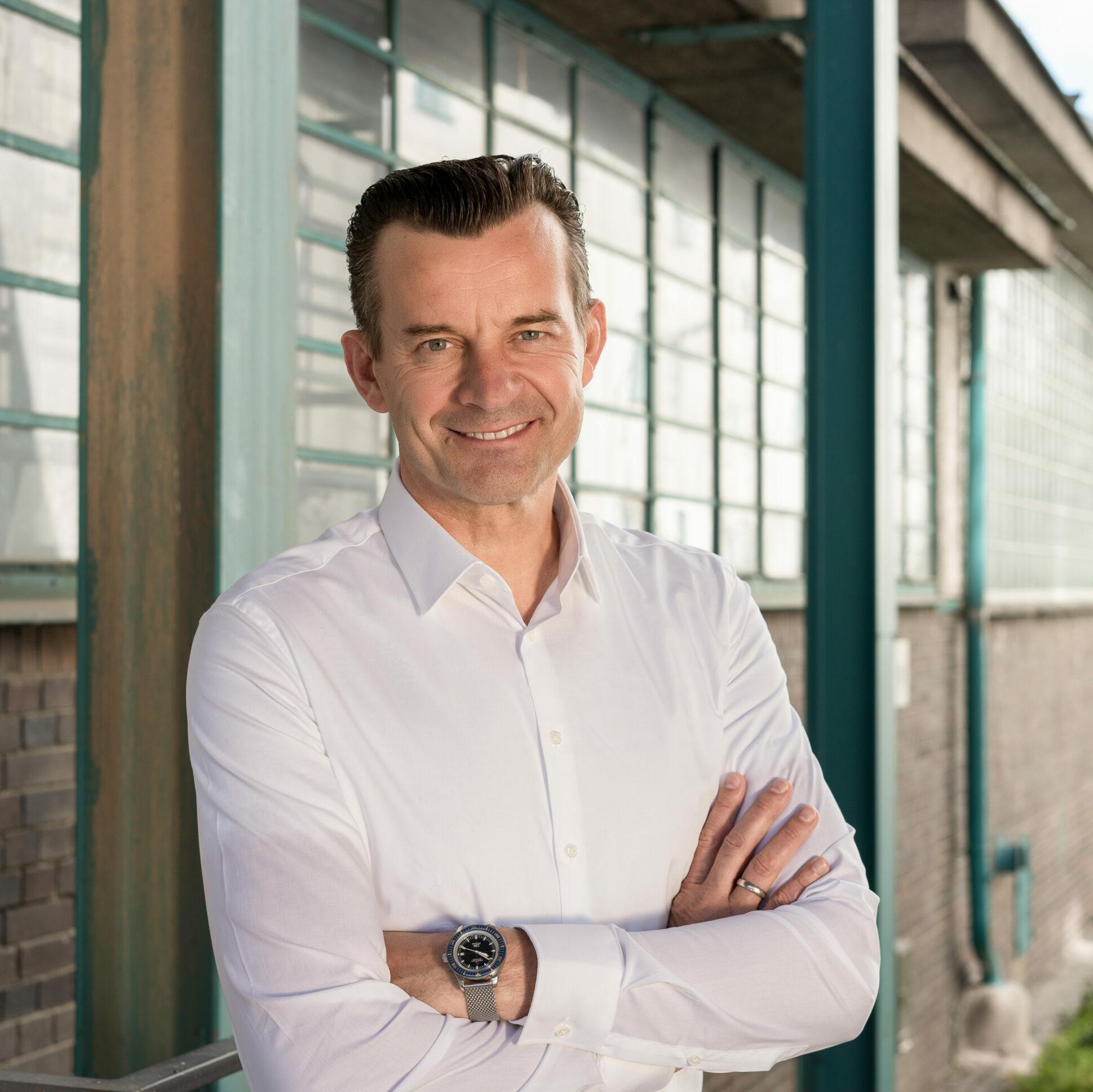 Gerhard Kürner CEO & Founder 506.ai